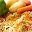 Râpe légumes à manivelle