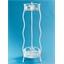 Witte plantenhouder 66 cm of 2 plantenhouders 66 cm + 86 cm