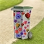 Dustbin sticker