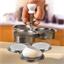 Houder voor gepocheerde eieren