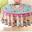 Circle of cats tablecloth : Rectangular (150 x 240 cm) or Circular (Diam. 180 cm)