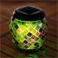 Solar mosaic ball