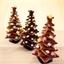 Chocolate Christmas tree mould