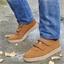 Schoenen Sochaux Bruin