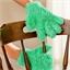 Microfibre chenille glove / 2 microfibre chenille gloves
