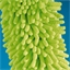 Chenille feather duster