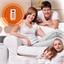Chauffage mobile et rapide blanc : starlyf®