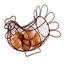 Panier à oeufs poulette