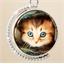 Schlüsselanhänger Kätzchen
