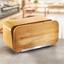 Boîte à pain bambou