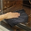 Drie microvezeldoeken voor oven en afzuigkap