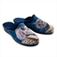Blauwe kat of grijze hond muiltjes