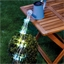 Solar watering can