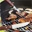 Duo barbecue Argentina