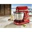 Robot pâtissier rouge