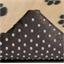 Tapis antipoils pour chien - 3 dimensions