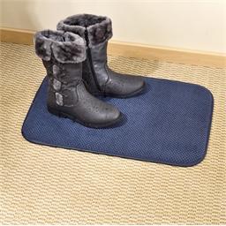Saugfähige Schuhmatte