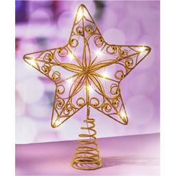 Décoration étoile LED
