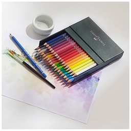 Studio box of 36 Faber-Castell® pencils