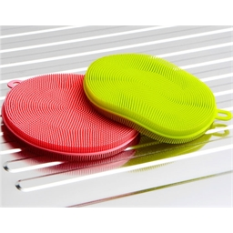 Eponges silicone : lot de 2 ou 4