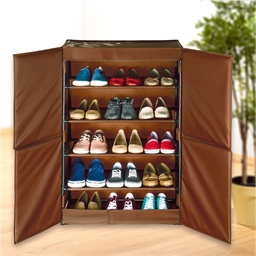 """""""Pretty Woman"""" shoe cupboard 15 pairs or 30 pairs"""
