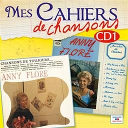 Cd mes Cahiers de Chansons Vol1 Anny flo