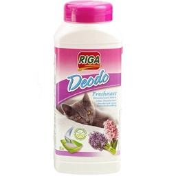 Lavendelgeur kattenbak Hyacintgeur