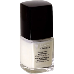 Diam'ongles blanc transparent / Diam'ongles rouge