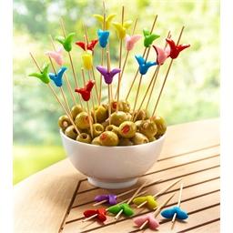 Aperitif stick hedgehog / 25 Tulip aperitif sticks