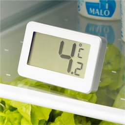 LCD fridge thermometer