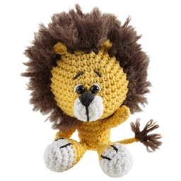 Mini-kit de crochet Lion
