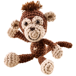 Mini-kit de crochet Singe