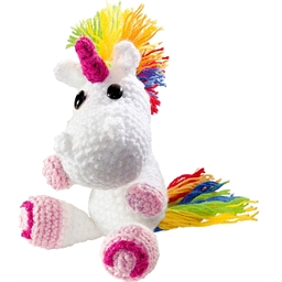 Mini-kit de crochet Licorne