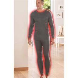 Warm leggings Grey - size M