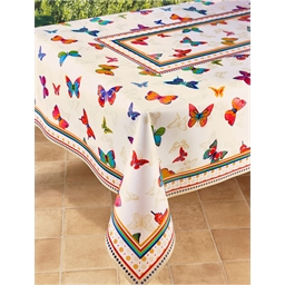Nappe papillons