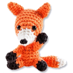 Mini kit de crochet Renard