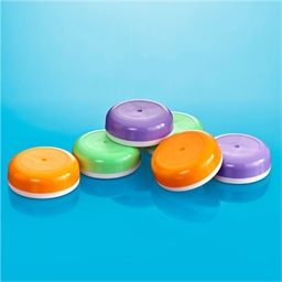 Pack of 6 scented gel air fresheners