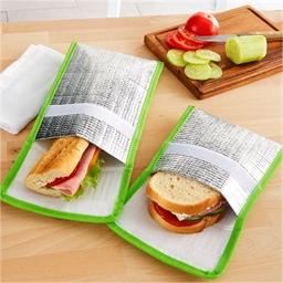 2 sacs sandwichs