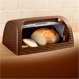 Boîte à pain tréssée