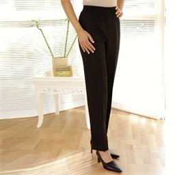 Classic trousers - black or bordeaux