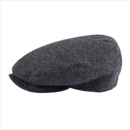 Winter cap Anthracite grey - size 6