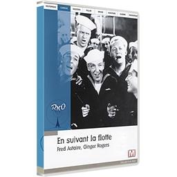 Dvd en Suivant la Flotte f. Astaire