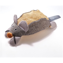 Sisal mouse cat toy