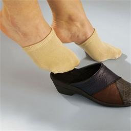 Demi-chaussettes : 5 paires - Taille unique