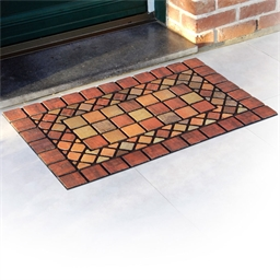 Cobblestone outdoor mat