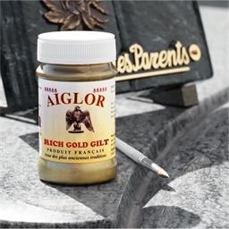 75 ml rich gold gilt