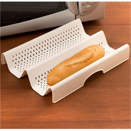 Chauffe-baguette micro-ondes