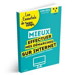 Livre Notre Temps - Internet