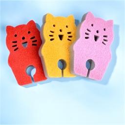 3 kitten sponges