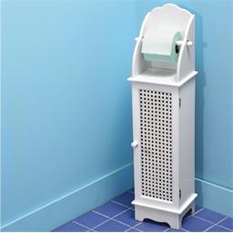 Armoire colonne WC